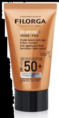 FILORGA UV-Bronze face 50 SPF 40 ml