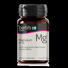 bertils Magnesium 100 kpl