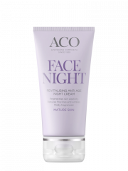 ACO FACE NIGHT CREAM ANTI AGE PERF 50 ml