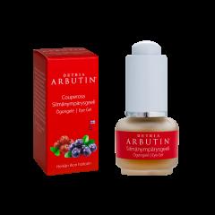 Detria Arbutin Silmänympärysgeeli 14 ml